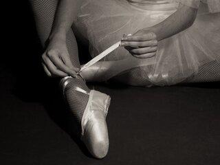 Nude BaletDancer